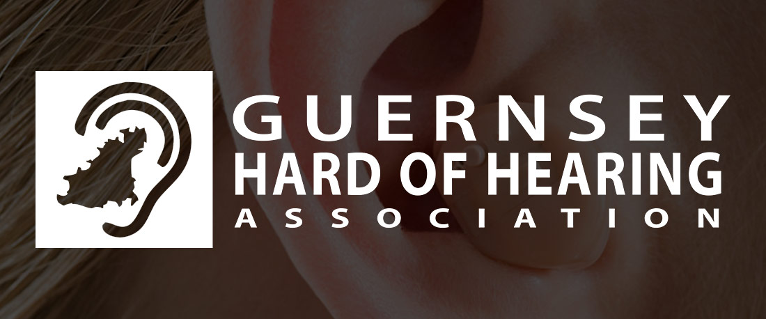 Guernsey Hard Of Hearing Logo Design