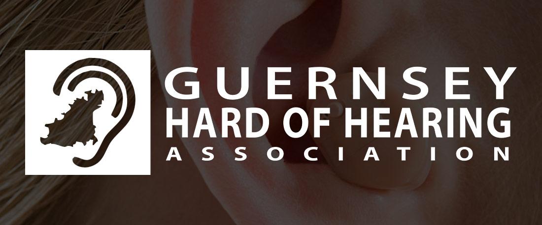 Guernsey Hard Of Hearing Logo Design