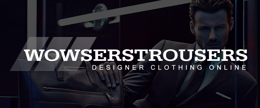 Wowsers Trousers Logo Design