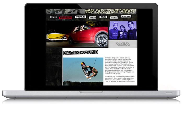 Nick and Julz Heaney Website