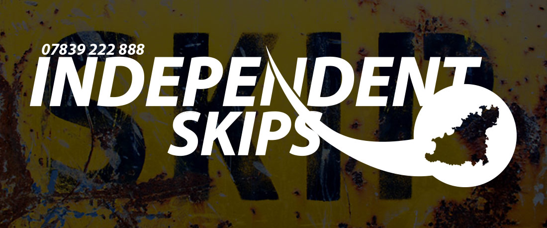 Independant Skips Guernsey Logo Design