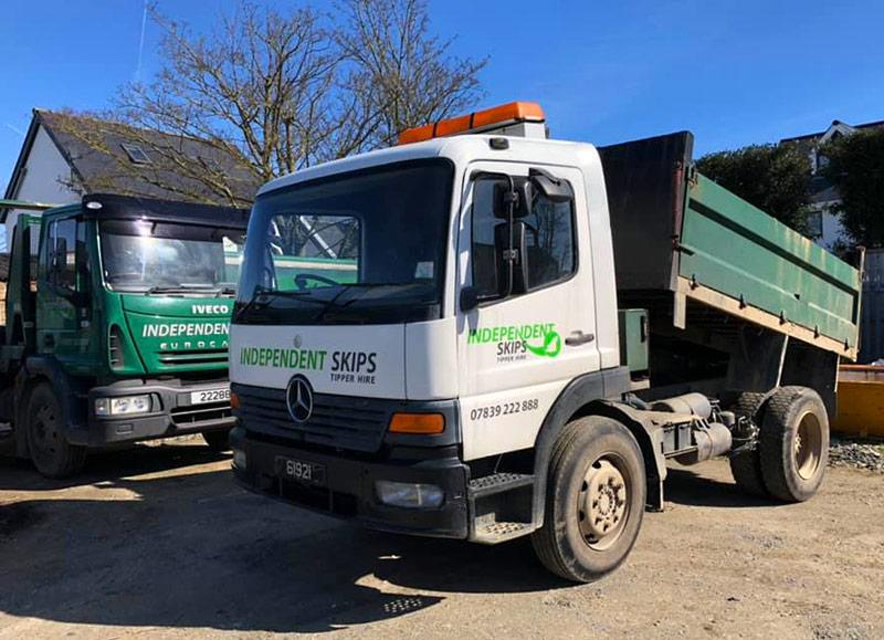Independent Skips Trucks