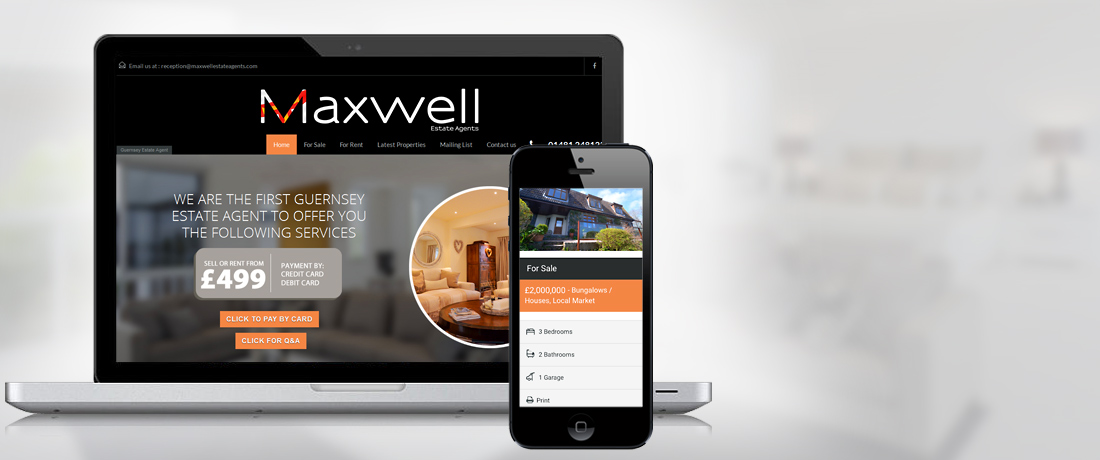 Maxwell Estate Agents Guernsey