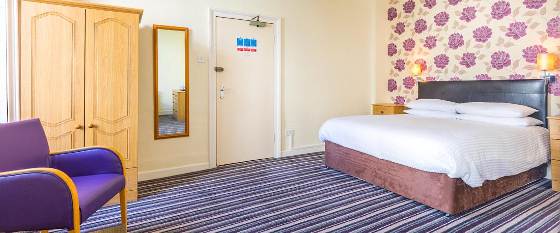 Pandora Hotel Guernsey Web Design